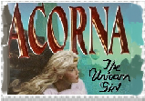 Commission: Acorna Stamp by PioneeringAuthor