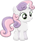 Sweetie Belle by RockingScorpion