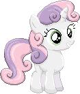Sweetie Belle by RockingScorpion