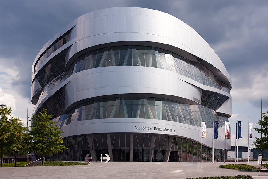 Mercedes benz museum stuttgart germany by rockingscorpion for Buy mercedes benz in germany