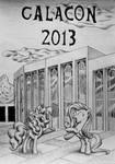 Gift to Andrea Libman: Galacon 2013