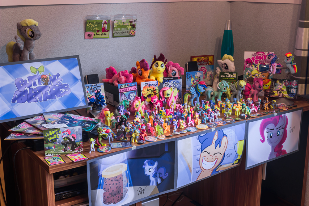 Pony Collection Event 2014 - Part2