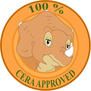 Cera Approved Sticker by RockingScorpion