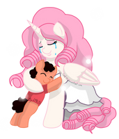 I love you Mom (version MLP+SU) by Lord-32