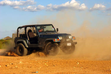 Action Jeep 4 by texanidiot25