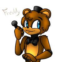 Freddy by PurpleMonsterEyJ