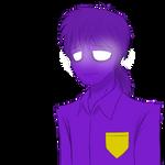 Purple Guy is saaaad