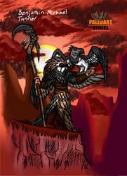 The Greyhawk by PaleoartStudios