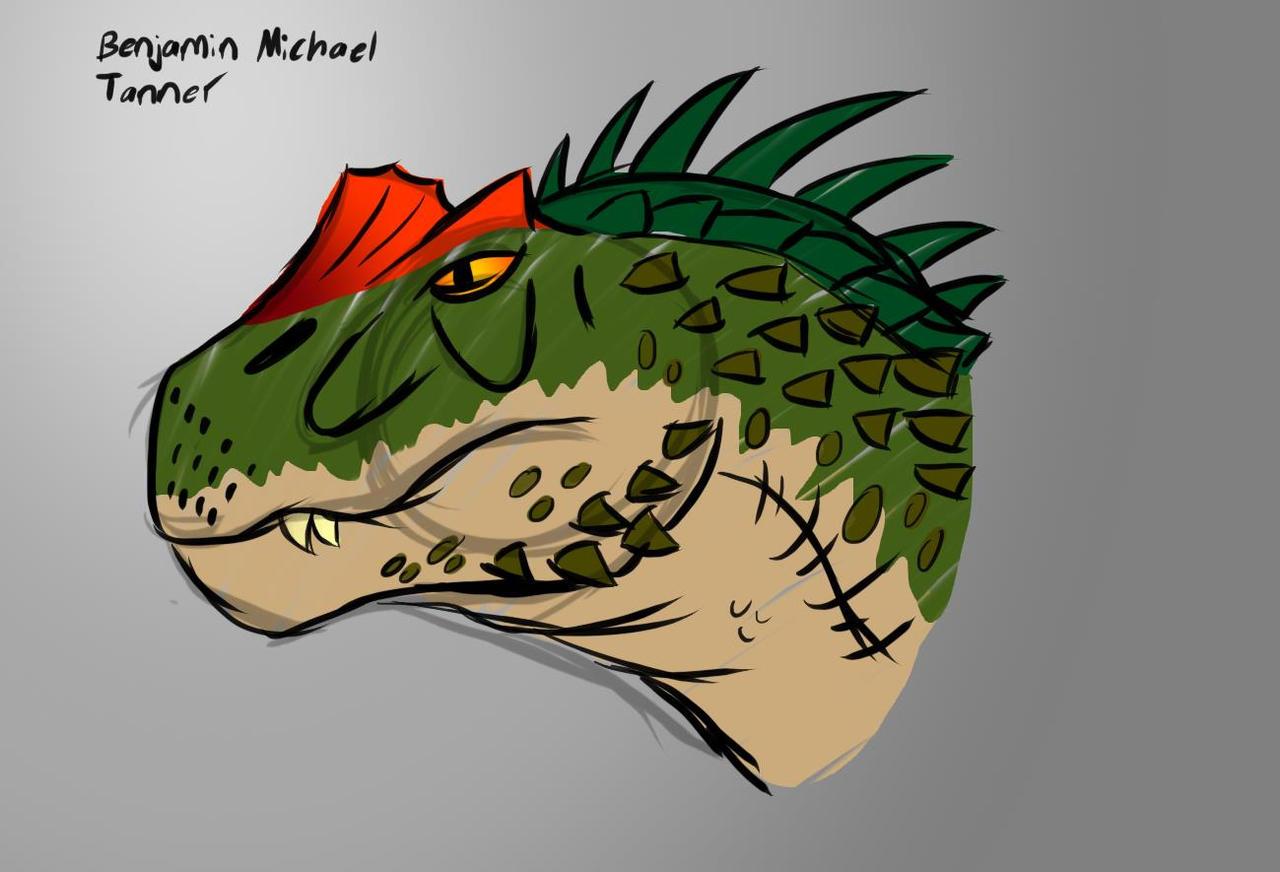 Rhedosaurus Redesign
