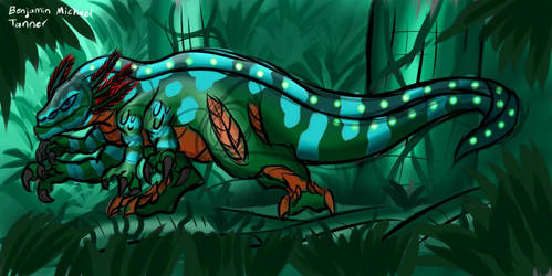 Moray Rex by PaleoartStudios