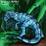 Victorian Dinosaurs: Final Deinodon Redesign by PaleoartStudios