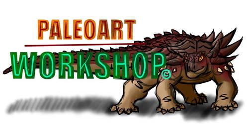 Paleoart Workshop is open by PaleoartStudios