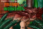 Paleoart Workshop advertisment by PaleoartStudios