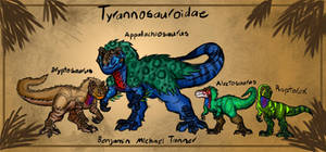 Tyrannosauroidae