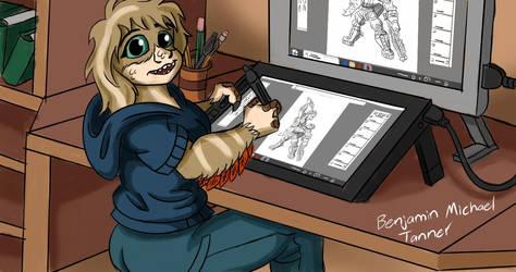 Roxie's Workspace