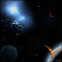 Space by Uberkayt