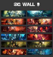 Sig Wall 9 by Uberkayt