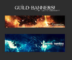 Guild Banners by Uberkayt