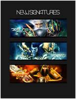 New Signatures Dec 2011 by Uberkayt