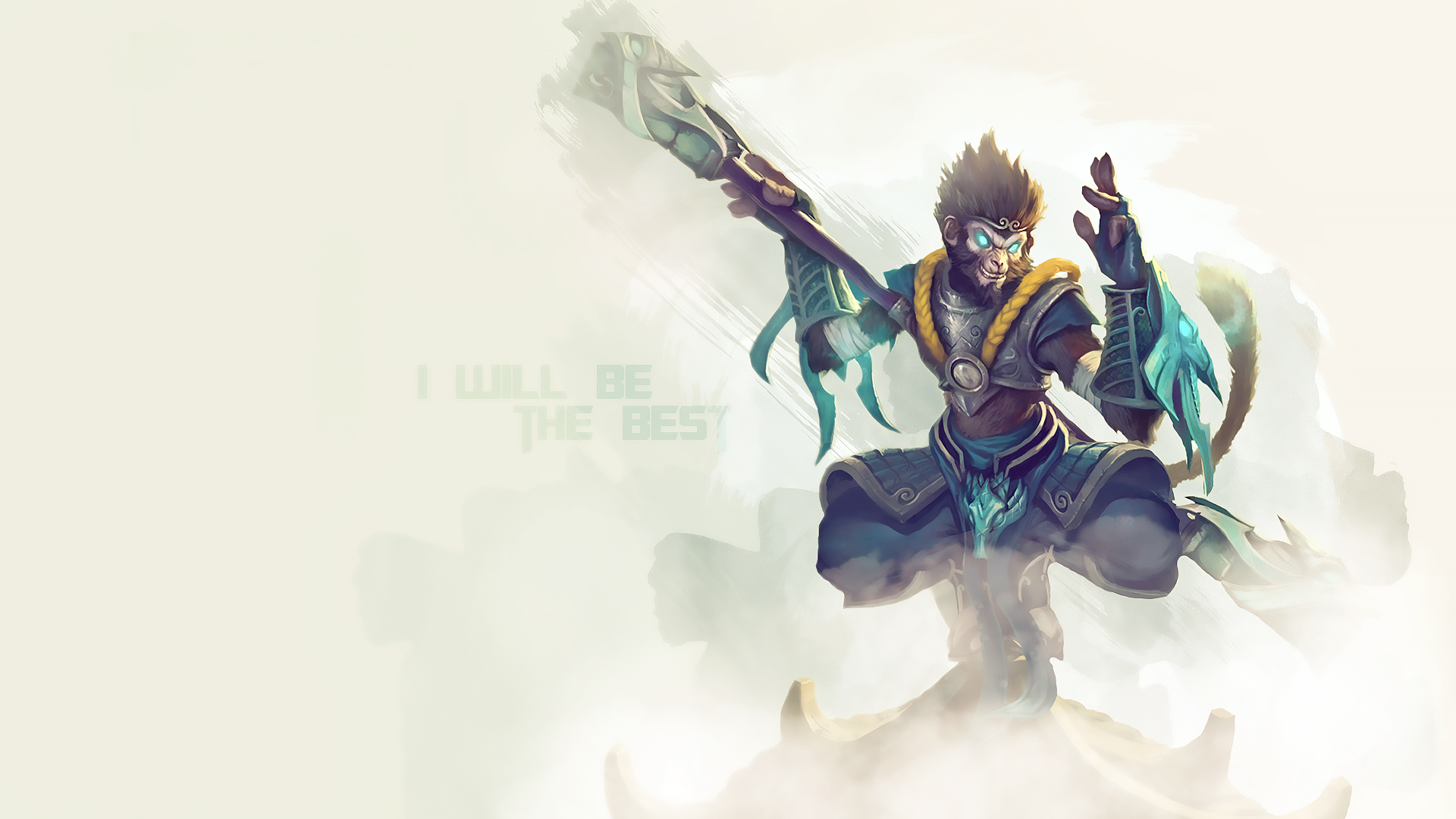 Wukong Wallpaper by Uberkayt