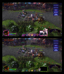 Twitch Overlays: Heroes of the Storm
