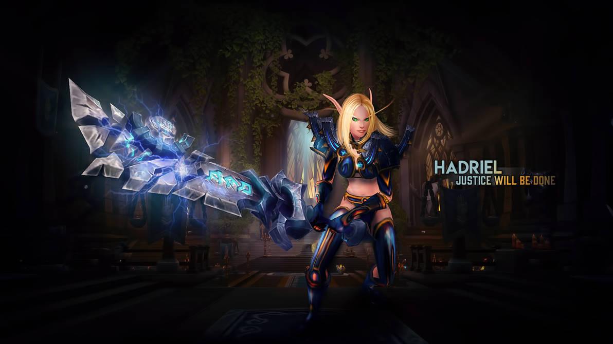 Hadriel - Background by Uberkayt