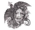 Raven Lady!