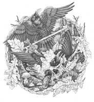 Album cover for Gunpowder Gray by urielstempest