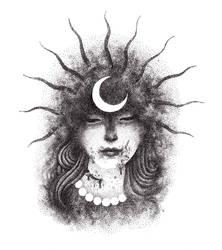 Lady of the Black Sun.