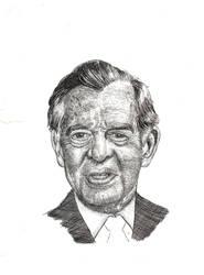 Joseph Campbell by urielstempest