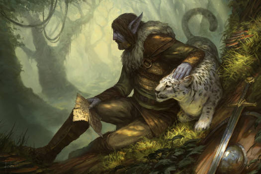 Bjorn and Huntress