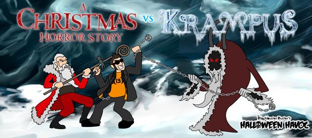 BBB - XMas Horror Story vs Krampus by EuJoyuen