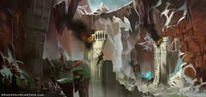 DoE: The Titan's Wake