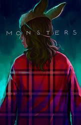 monsters by sketcheth