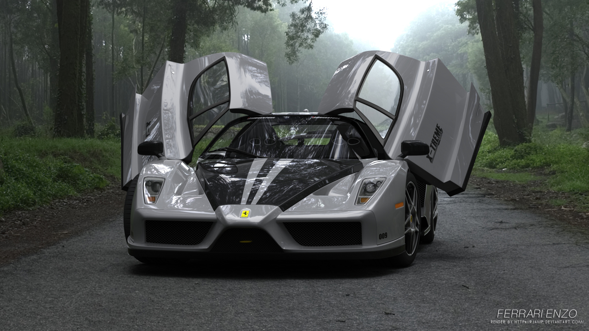 Ferrari Enzo Xtreme edition2 by RJamp