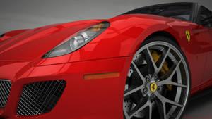Ferrari 599 GTO WIP1 by RJamp