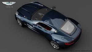 Aston Martin One77 4