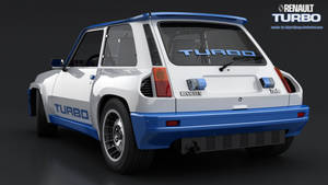 1980 Renault 5 Turbo 2 by RJamp