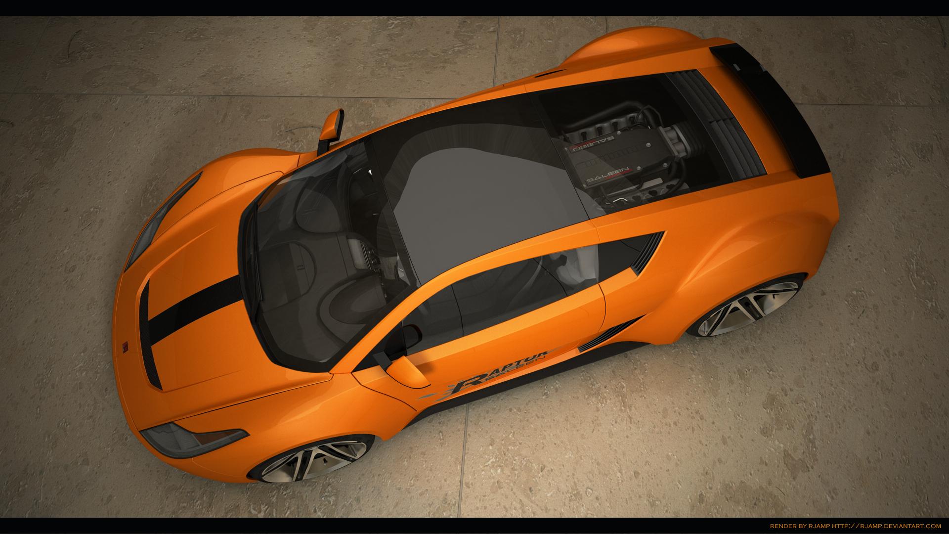 Saleen S5s Raptor 4 By Rjamp On Deviantart