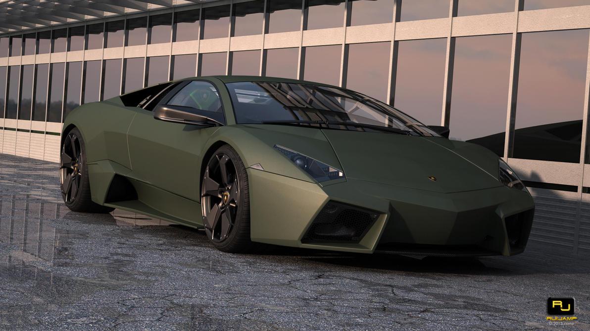 Wallpapers Green And Lamborghini On Pinterest: Lamborghini Reventon Green SR By RJamp On DeviantArt