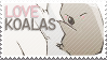 Love Koalas by sxhi