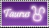 Taurus Stamp by sxhi