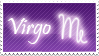 Virgo  Stamp by Xhilyn