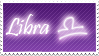 Libra Stamp by sxhi