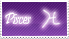 Pisces Stamp by Xhilyn