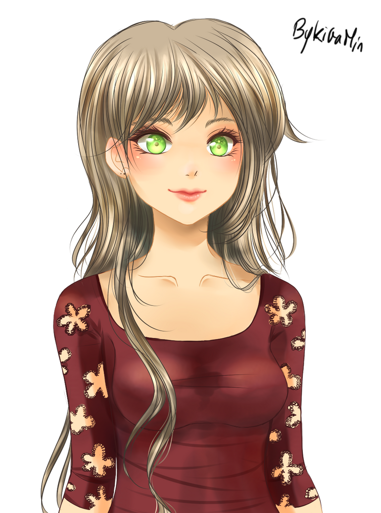Hanaiko by KiGaMin