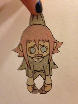 Crona Paper child
