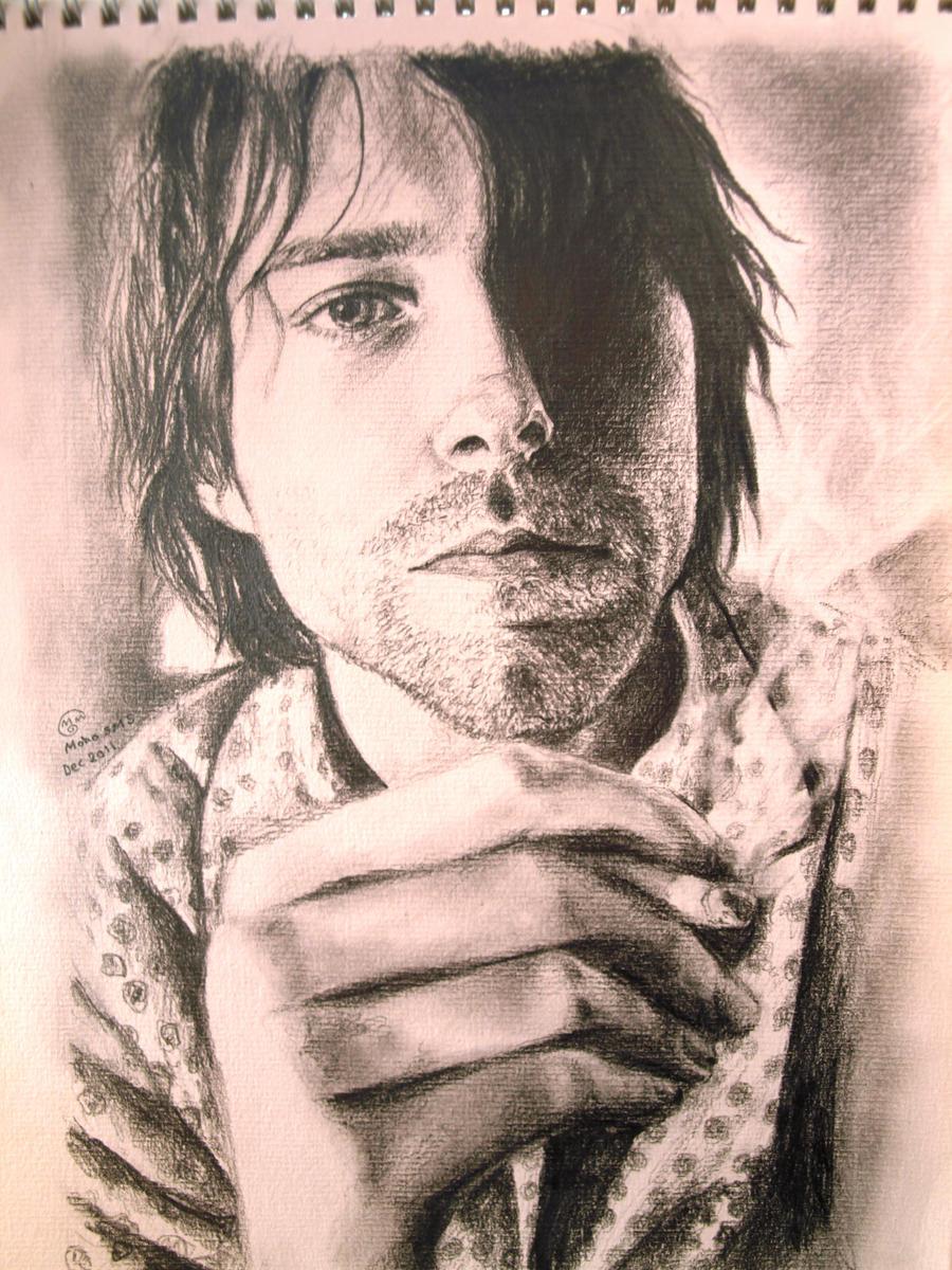 Kurt Cobain by TheMoho