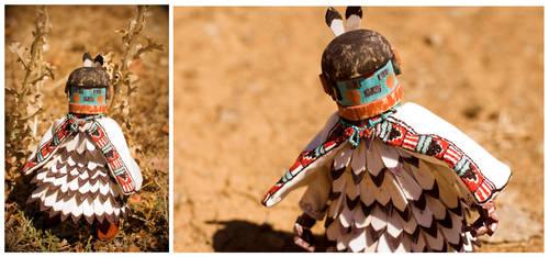 Kachina Puppet by ShotzgoBoom
