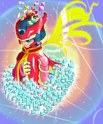 Cyber Elf Zero by StreamX9